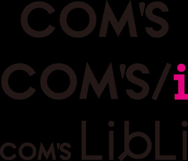COM'S COM'S/i COM'S LibLi
